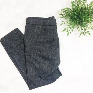 H&M | Tweed Ankle Cropped Pants | Size 6